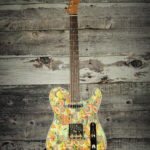 2019 Lay's ice blue paisley T-Caster