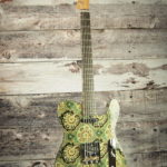 2020 Lay's Green Paisley T-Style