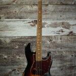 2008 Fender Jazz Bass Vintage Sunburst
